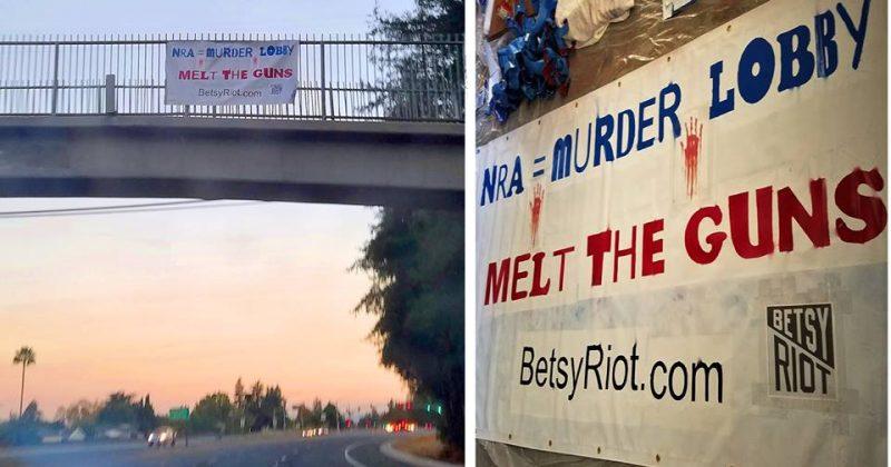 NRA = Murder Lobby