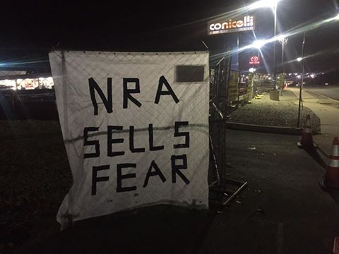 NRA Sells Fear