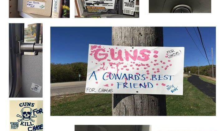 Guns: A Coward's Best Friend
