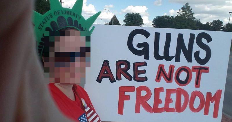 Lady Liberty Says…